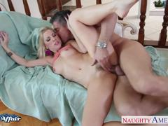Ashley Fires gets horny
