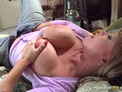Darla Crane dreams of a big hard dick