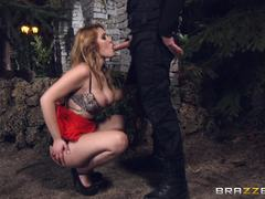 Hooker Hanna Montada gets her hands on a dirty cop