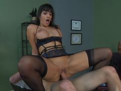 Naughty employee gets seduced by Mercedes Carrera