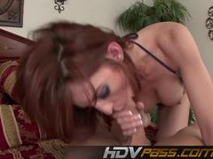 Riley Shy gets her warm pussy nailed