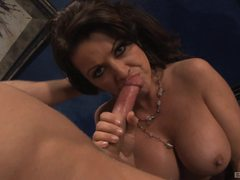 Raquel Devine loves a hard cock