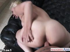 Sarah Vandella loves getting fucked from behind