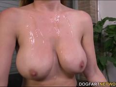 Talking about black cock with Kiki Daire