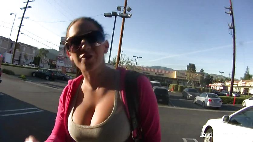 A day with Jayden Jaymes