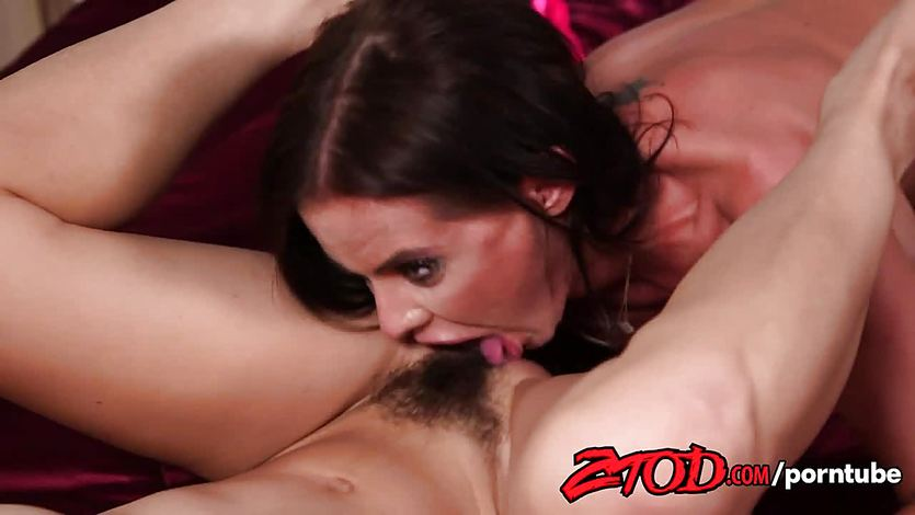 Pussy licking with Brandy Aniston