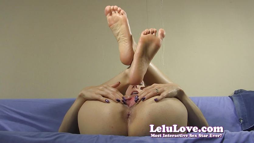 Lelu Love pussy play instructions