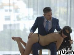 TUSHY Seductive Taylor May loves anal sex
