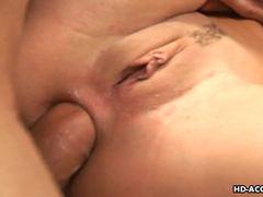 Hot deep anal fucking