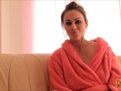 Naughty babe Tina Kay interview