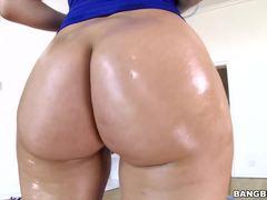 Valentina Nappi ass fucked by a black dick