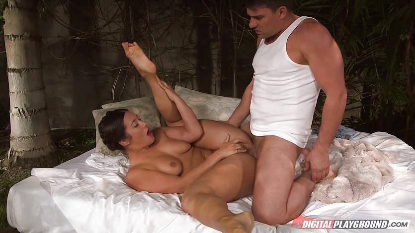 Cock hungry Eva Lovia