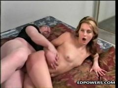Luscious Georgia Southe gets her pussy eaten