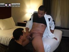 Quite shy first Gay military gangbang betty years old