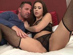 Abrill gerald euro hottie gets fucked in the ass lets tr - 3 part 9