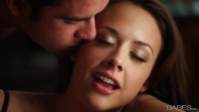 Succulent babe Chanel Preston milks her mans dick