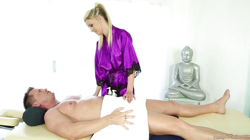Sienna Day gives the best full body massaged