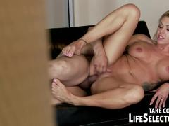 Abby Cross and friends love hard cock