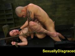 Kinky Dylan Daniels fucked hard and rough
