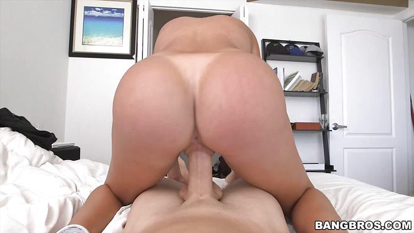 Julianna Vega In Huge Booty Riding Cock Pornhub 1