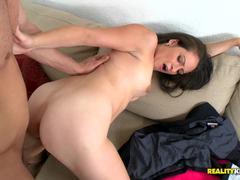 Pussy invaded milf Jenni Robinson