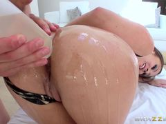 Sexy assed babe Bliss Dulce gets ass fucked