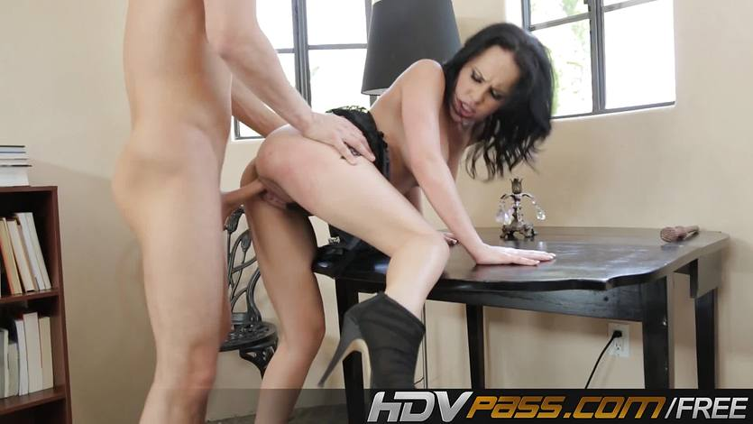 Katie St Ives fucked from behind