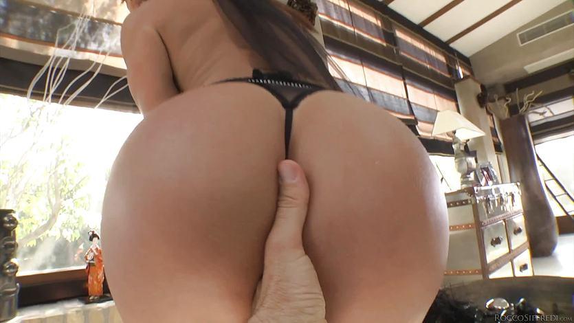 Hot ass Franceska Jaimes pounded hard