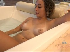 Athena Summers creampied