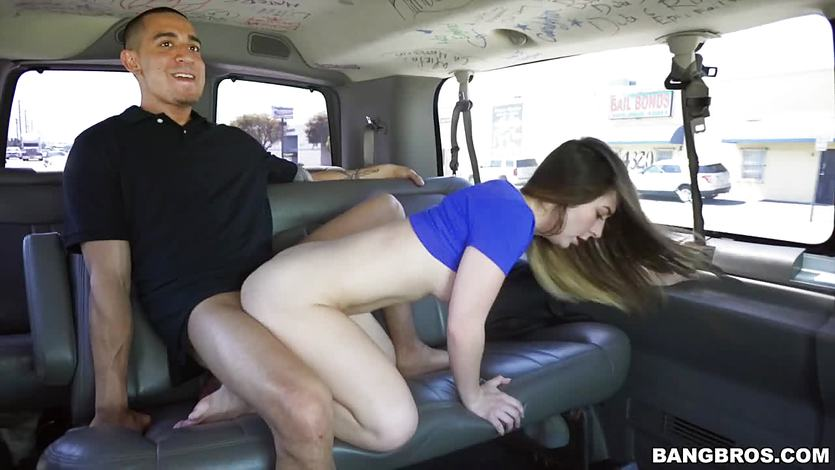 Bambi Brooks getting pounded