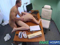 FakeHospital Doctor gives a sticky creampie