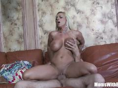 Milf Holly Halston gets her pussy drilled
