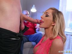 Mouth and muff fucking from sexy Destiny Dixon