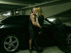 Casual Encounters Sn 2 naughty car park sex with Jessica Drake