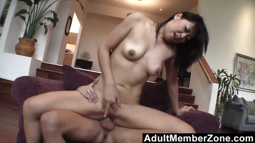 Adultmemberzone yuki mori rides cock like no other