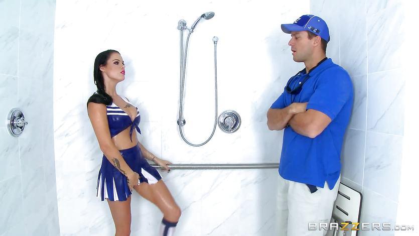 Something also 4tube shower sex