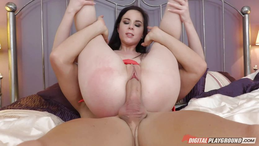 Hot pussy thrashing Amber Nevada