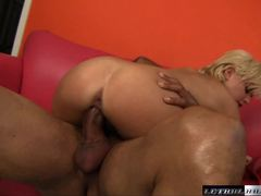 BBC pussy fucking for bikini hottie Kelly Surfer