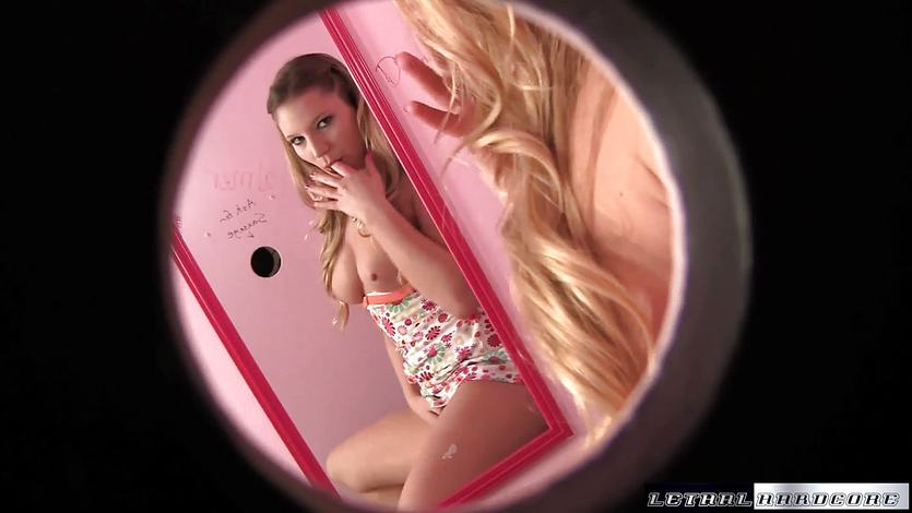 think, that you amateur beauty sucks and teases dick brilliant idea and duly
