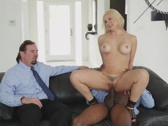 Sexy Sarah Vandella gets the cock she craves for