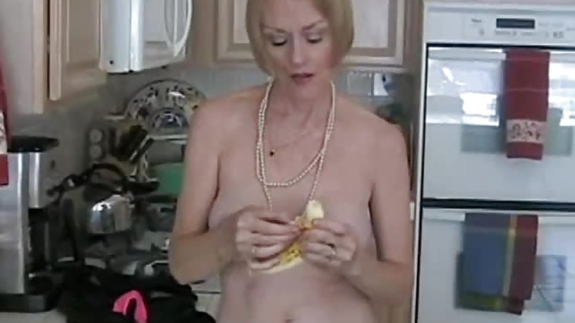 Granny Amateur Teasing Her Naughty Stepson Online