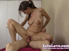 Lelu Love gets her pussy slammed