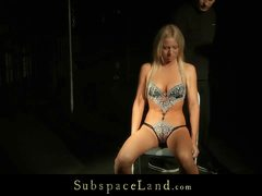 Kinky sex with a beautiful blonde