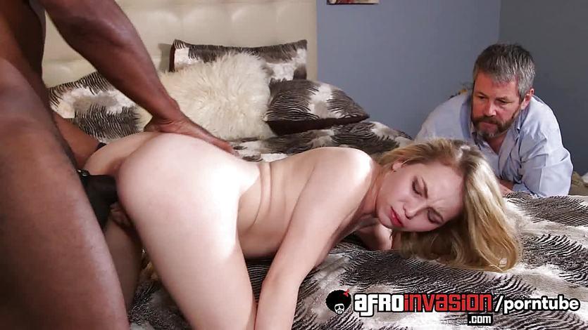 Bouncing Big Black Dick