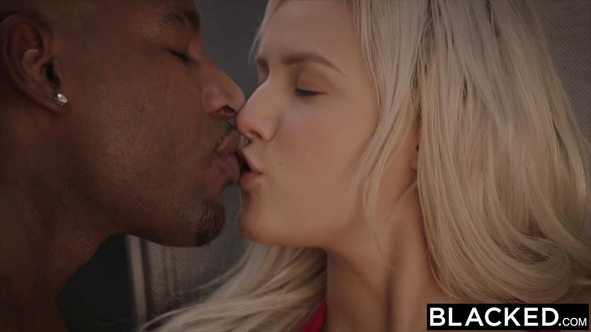 kylie page blacked