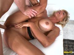 MILFY babe Lyla pussy crammed balls deep