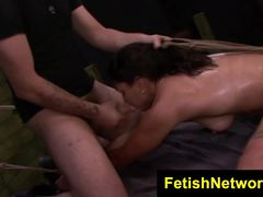 FetishNetwork Valentina dirty dungeon sex