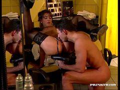 Maria Bellucci loves anal