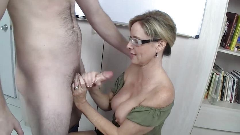 Amateur mom and dad and amateur cum deep in 6