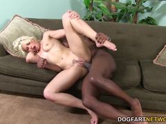 Anikka Albrite gets her pussy drilled
